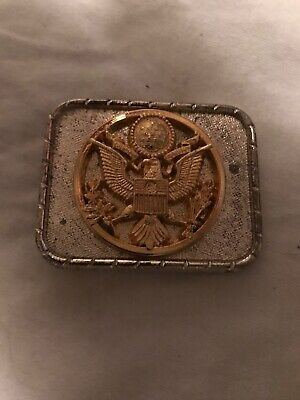 The Great Seal Of The United States Of America Belt Buckle