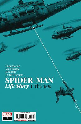 SPIDER-MAN LIFE STORY #1 (OF 6) 1st Print (WK12.19) (W) Chip Zdarsky