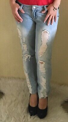 Gasp Ripped Jeans