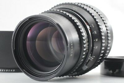 EXC+++++ Hasselblad Carl Zeiss Sonnar C 150mm f/4 T* Used Lens w/ HOOD Japan 774