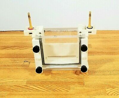 Bio-Rad Mini-PROTEAN II Cooling Core & Clamp Assembly Gel Electrophoresis 2 of 2