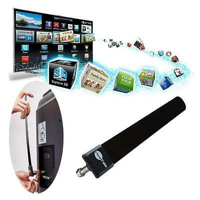 As Seen on TV Clear TV Key FREE HDTV TV Digital Indoor Antenna Ditch Cable L8