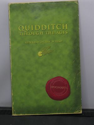 J. K. Rowling - Quidditch Through the Ages (Original Comic Relief 2001)