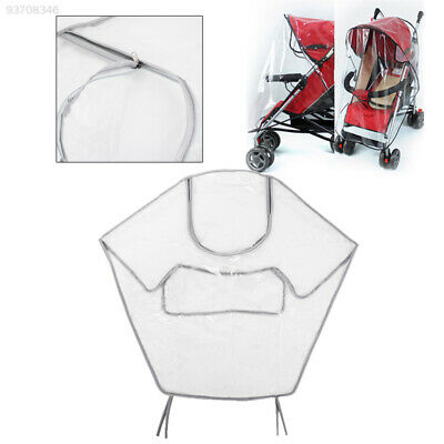2732 Newborn Stroller Rain Cover EVA Infant Stroller Rain Cover
