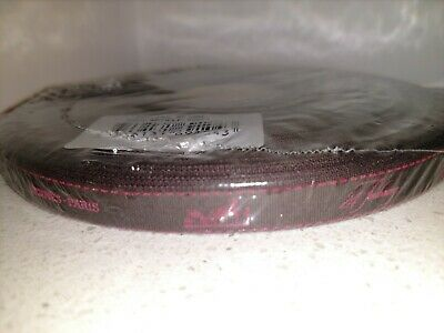 Rare Hermes Paris France 24 Faubourg Rose Ribbon Roll 50 Meters 1968 Inches