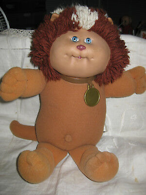 Vintage Cabbage Patch Kids Koosas Animal Doll