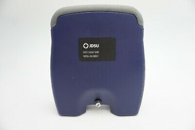 JDSU  HST-3000 SIM VDSL-IN/WB2 Used Unit  Been cleaned