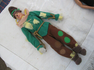 Ken Doll As Scarecrow From Wizard Of Oz