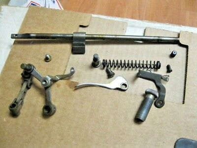 Singer 206K Sewing Machine Front Assembly Parts .                              @