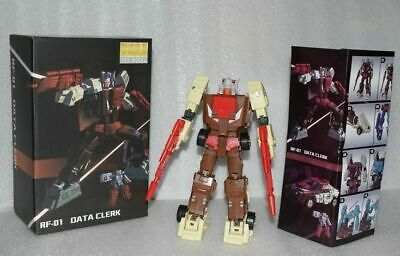 New Transform Toy Yes-Model YM-14 RF-04 Alex Groove Figure in Stock