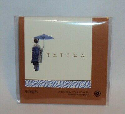 TATCHA Aburatorigami Japanese Beauty Blotting Papers 30 sheets NEW