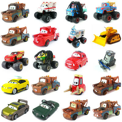 Disney Pixar Cars Mater's Tall Tales Compilation Toy Car 1:55 Diecast Model Gift