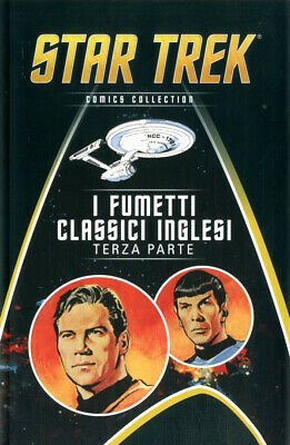 STAR TREK COMICS COLLECTION N.29 - I FUMETTI CLASSICI INGLESI - III Parte