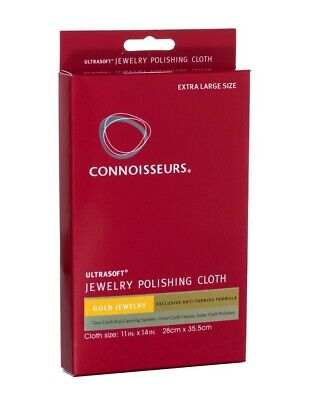 Huge Saving Ps1012 Connoisseurs Polishing Cloth For Gold ps1012