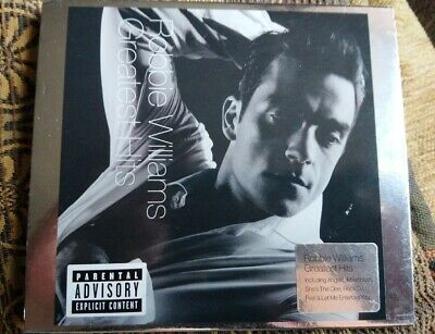 Robbie Williams~Greatest Hits / Best Of Cd~Explicit Edition~Fast Free Uk Post