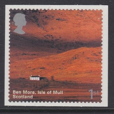 GB EII 2003 MINT Journeys Scotland self adhesive from booklet sg2391 MNH