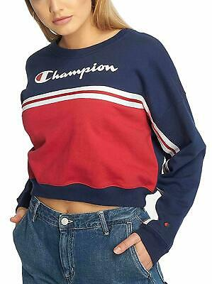 Rouge Femme Sweat Shirt Champion 111309bs509 y0wvmN8nO