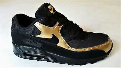 air max 90 nere e gialle