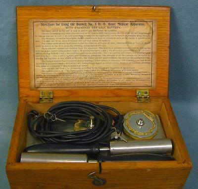 Rare Electric Medical Quack Gadget Instrument called the Bunnell!