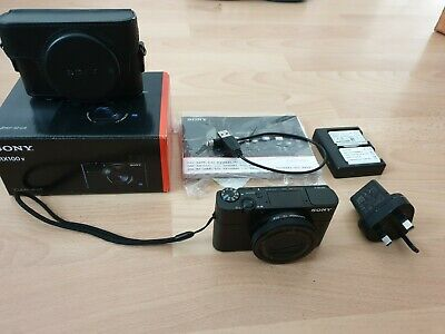 Sony Cyber-shot RX100 V 20.1MP + Extras