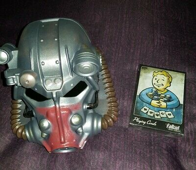Fallout New Vegas Playing Cards Plus Power Armour Money Box