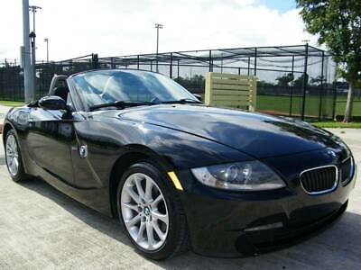 2007 Z4 3.0i MINT!! LOW MILES!! CLEAN HISTORY!! BMW Z4 3.0i!! POWER TOP!! GREAT DEAL!! WOW!!