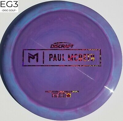 NEW DISCRAFT PROTO Paul McBeth KONG LOT 1/2 *CHOOSE DISC* 173-174g EG3 Disc Golf