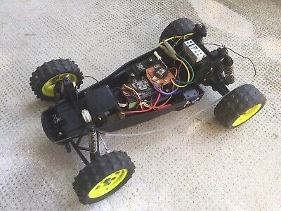 Chassis R/C Electrique Vintage Grasshopper Tamiya Collection