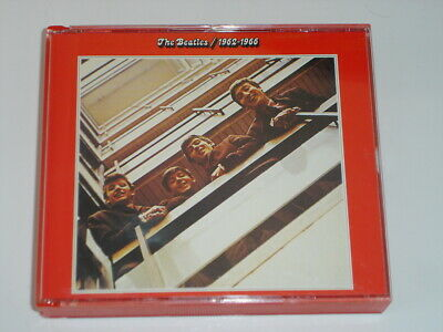 The Beatles 1962-1966 Fatbox CD album Australian Version Import
