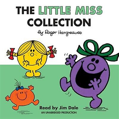 The Little Miss Collection Little Miss Sunshine Little Miss Bos by Harg CD-AUDIO