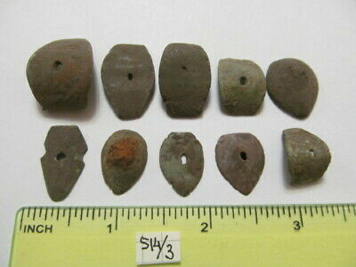Ancient bronze artifacts Kievan Rus Vikings 11-13 AD № 514/3.