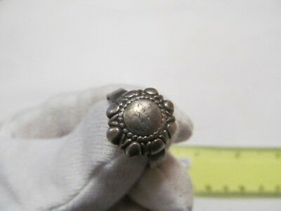 Ancient Silver Ring Kievan Rus Vikings 10-13 AD № 462/2(Restoration)
