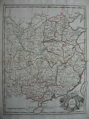 1748 -- LE ROUGE - Map CHINA