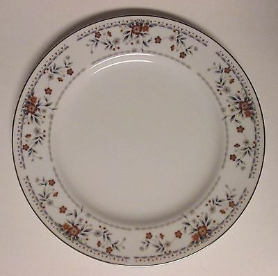 Set of 6 Dinner Plates Claremont by Sone Fine Porcelain China Japan