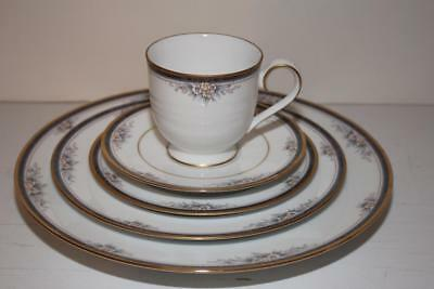 Noritake Ontario 5-piece Place Setting ~Near Mint Condition ~Multiple Available