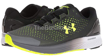 best sneakers ce393 ae530 UNDER ARMOUR 3020319-006 Men's UA Charged Bandit 4 Running Shoes  Black/Graphite