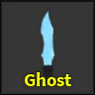 Roblox Mm2 Knife Values - Mm2 Godly Ghost Knife 1700 Robux Free Delivery Trusted And