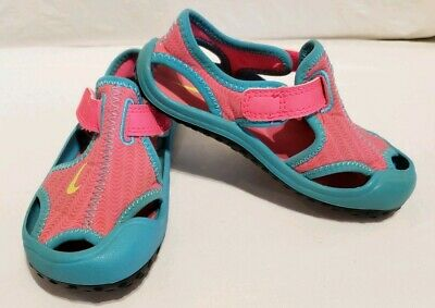 17907b34d Nike Pink Sunray Protect (TD) Infant Toddler Girls Sports Water Sandals  Size 8C