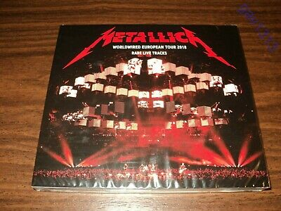 Metallica= Worldwired European Tour 2016= 2Cd Diggipac