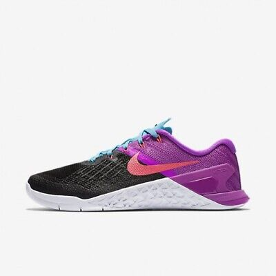 new style 27c6f 3597e Nike Metcon 3 Crossfit Trainers UK Size 9 44 849807 002 Women s Training  New Box