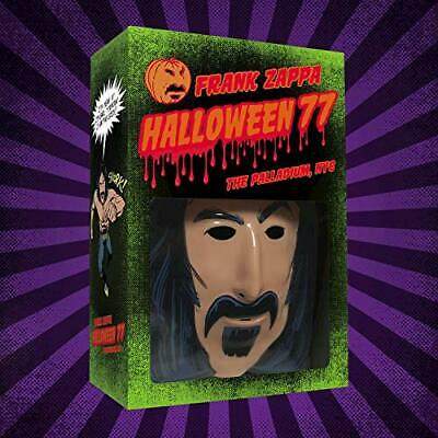 Frank Zappa Halloween 77 NYC Limited Edition Box Set USB + Costume & Mask NEW!