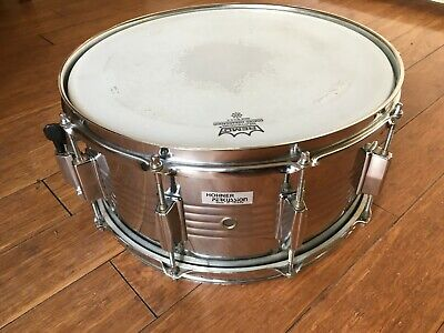 Hohner 10 Lug Snare Drum - Export Style