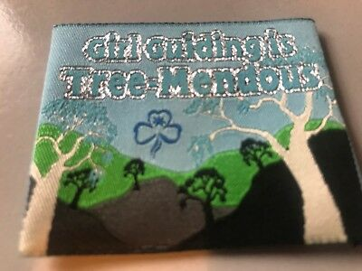 Girl Guides / Scouts Guiding is Tree-mendous