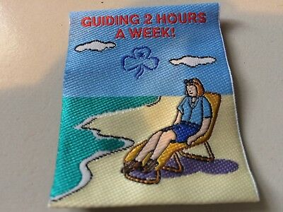 Girl Guides / Scouts Guiding 2 hours a week