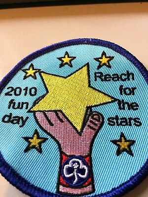 Girl Guides / Scouts 2010 Fun Day Reach for the stars