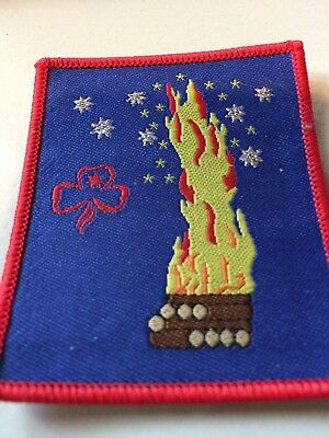 Girl Guides / Scouts Campfire