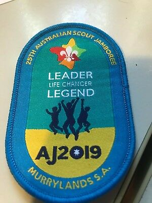 Girl Guides / Scouts Legend Leader