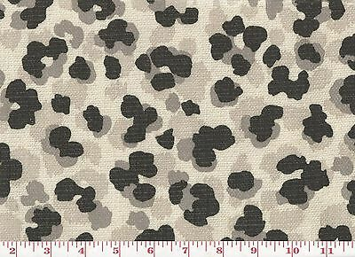 Awesome! Overstock P Kaufmann Drapery Upholstery Fabric Jaguar CL Ebony