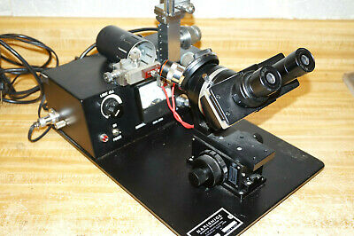 NARISHIGE Micro Forge, MF-83 Excellent Condition!  Warranty! Patch Clamp Positio