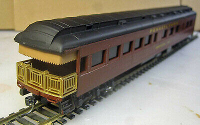 Ho Scale Rivarossi Pennsylvania Tower View Observation With Lighting Other Ho Scale Model Railroads & Trains